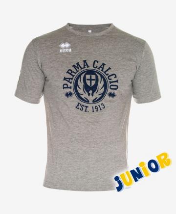 T-shirt Junior Parma Calcio 1913 Grigia