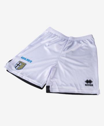 4^ Pantaloncino Gara Ufficiale Junior Bianco 2016/17