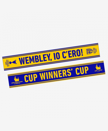 SCARF WEMBLEY CUP WINNER'S CUP