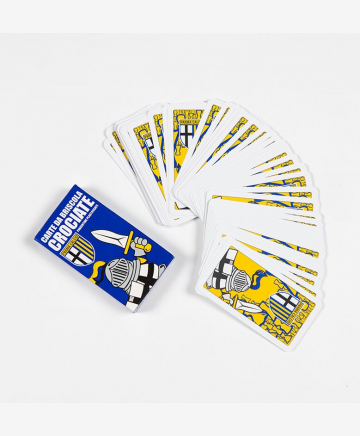 Parma Calcio playing cards