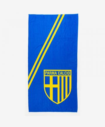 Parma Calcio Microfiber Blue Beach Towel