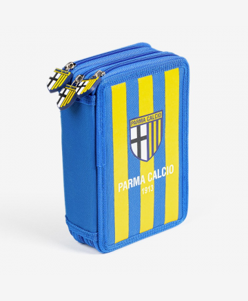 Parma Calcio Triple Pencil Case