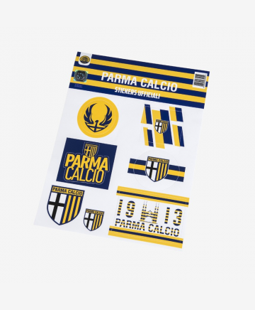 Parma Calcio Sticker Pack