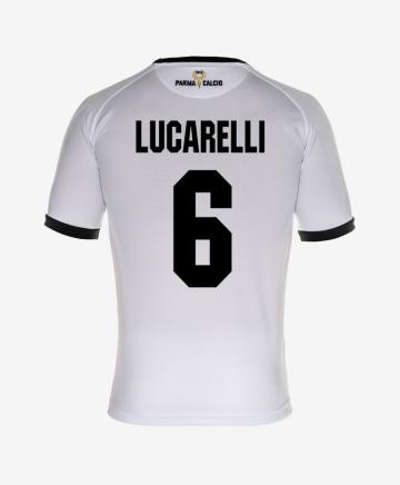1^ Maglia Gara Ufficiale Con Nome Giocatore
