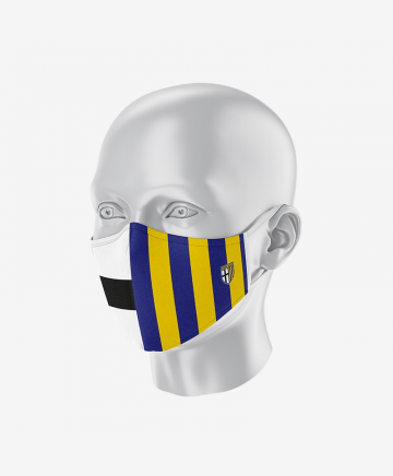 Parma Calcio Face Mask Logo