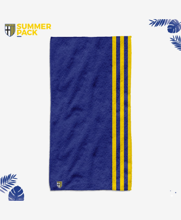 Parma Calcio Blue Towel