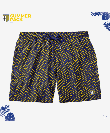 Parma Calcio Short Mix