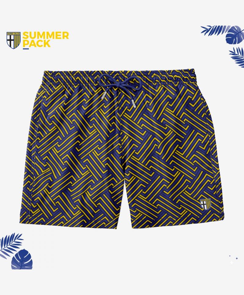 Parma Calcio Costume Short Mix