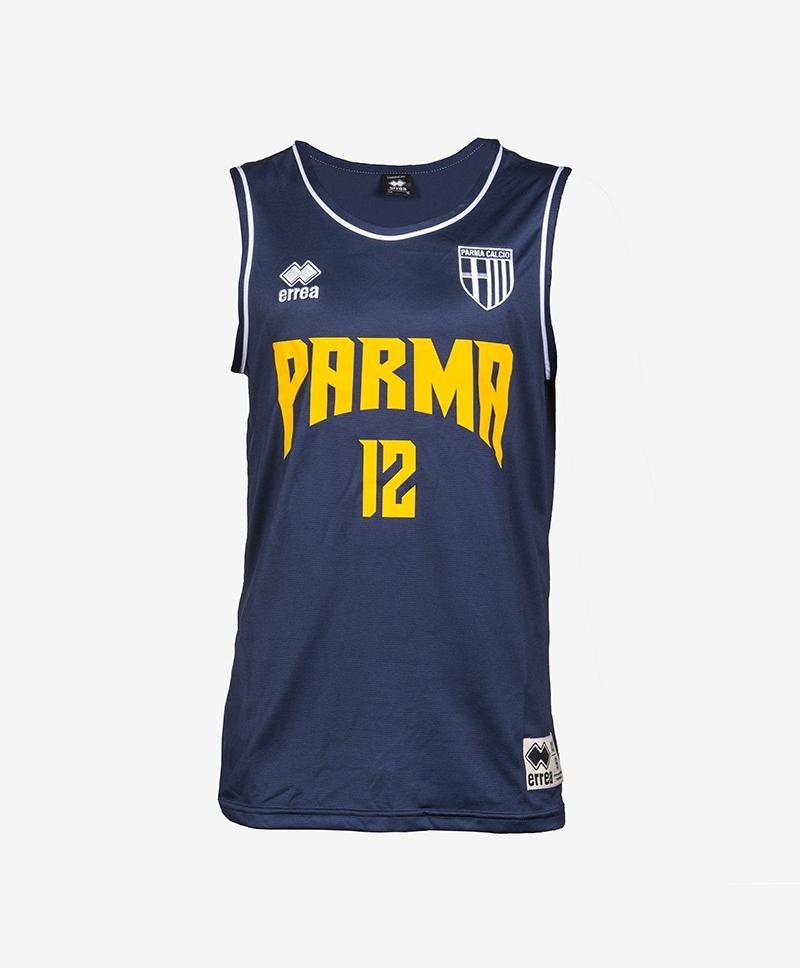 Parma Calcio Canotta Basket