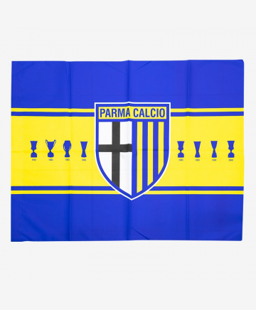 Parma Calcio BANDIERA COPPE