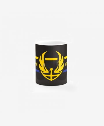 Black Phoenix Mug