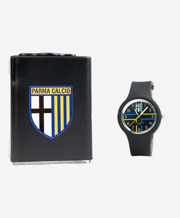 Parma Calcio black man watch