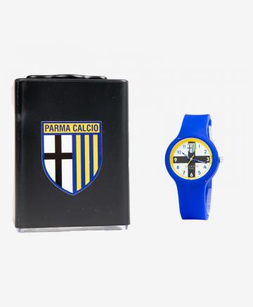 Parma Calcio unisex blue watch