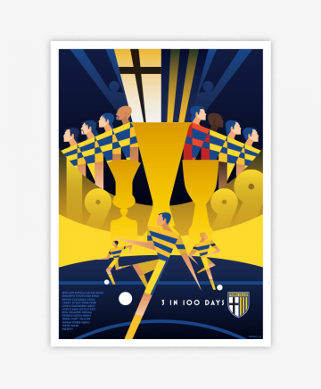 Commemorative Poster '99 Cups