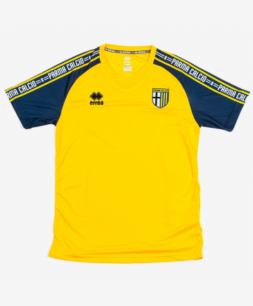 Parma Calcio Yellow Training Tshirt 19/20