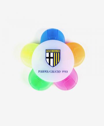 Parma Calcio Evidenziatore Fiore