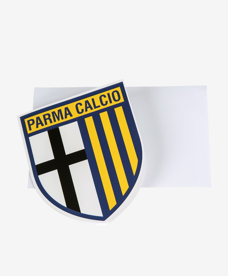 Parma Calcio Birthday Card