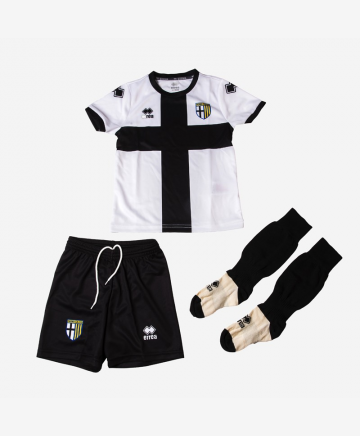 Parma Calcio home kit junior