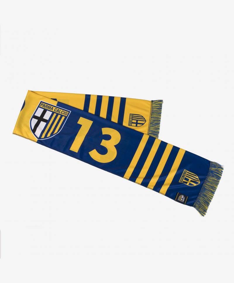 Parma Calcio Sciarpa Raso 2019-20