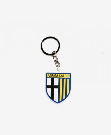 Parma Calcio logo PVC keyring