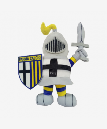 Parma Calcio Stuffed Mascot