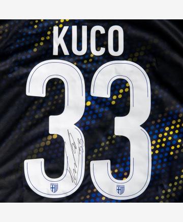 Parma Calcio Kucka Third Jersey 19/20 - Autographed