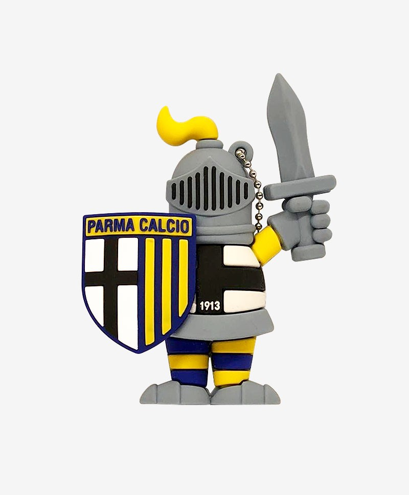 Parma Calcio Mascot Keyring