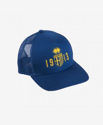 Parma Calcio Cappello Retina Blu